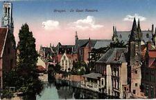 16827/ Foto AK, Brügge, Le Quai Rosaire, 1915