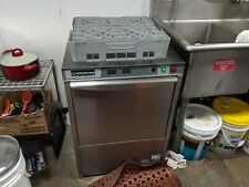 Champion Undercounter High Temperature Dishwashing Machine Uh120B