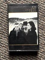 Rare Vintage Original 1987 U2 The Joshua Tree Cassette Tape Island