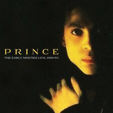 PRINCE - THE EARLY NINETIES LIVE,1990-93  5 CD NEW!