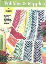 *Pebbles & Ripples Afghan crochet PATTERN INSTRUCTIONS