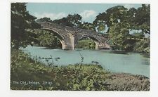 The Old Bridge, Ilkley Postcard, A423