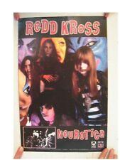 Redd Kross Poster The Neurotica Red