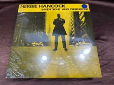SEALED! HERBIE HANCOCK INVENTIONS DIMENSIONS BLUE NOTE APBL 2316 STEREO US LP
