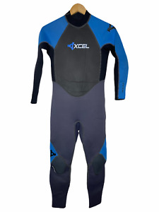 Xcel Childs Full Wetsuit Size 14 GCS 3/2 Kids Youth