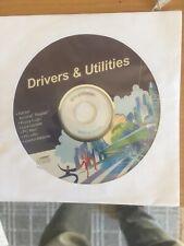 Drivers & Utilities Disc