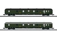 "Minitrix / Trix N 15540 Postwagen-Set ""Post mr-a"" Neuheit 2020 - NEU + OVP"