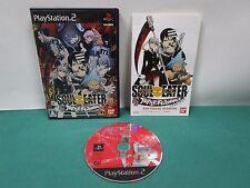 PlayStation2 -- Soul Eater Battle Resonance -- JAPAN GAME. PS2. 52823