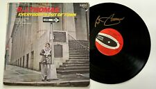 B.J. Thomas REAL hand SIGNED Everybody's Out Of Town Vinyl #2 COA Autographed