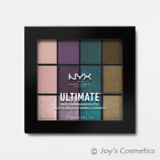 "1 NYX Ultimate Multi Finish Shadow Palette - Eye "" USP07 Smoke Screen "" *Joy's*"