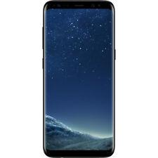 NEW Samsung Galaxy S8 Duos SM-G950FD 64GB Smartphone Unlocked, Midnight Black
