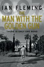 The Man with the Golden Gun: James Bond 007 by Fleming, Ian | Paperback Book | 9