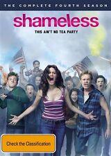 Shameless : Season 4 (DVD, 2014, 3-Disc Set)