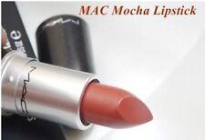 MAC Retro Satin Lipstick BNIB - Color: Mocha - Super Fast Free Shipping