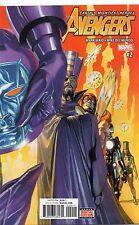 The Avengers #2 (NM)`17 Waid/ Del Mundo