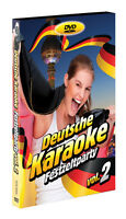 Deutsche Karaoke - Festzeltparty vol 2 - DVD -  Schlager FEST - HITS -Neu & OVP