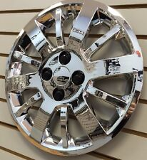 "NEW 2009-2010 Chevy COBALT 15"" Bolt-on Hubcap Wheelcover CHROME"