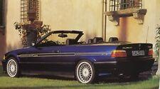 Rare Catalogue De Presse 1996 BMW Designer ALPINA !!