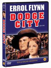 Dodge City (1939) Errol Flynn, Olivia de Havilland DVD NEW