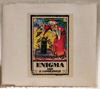 Age of Loneliness [#1] [Single] by Enigma (CD, Aug-1994, Virgin)