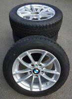 4 BMW Winterräder Styling 378 205/55 R16 BMW 1er F20 F21 2er F22 F23 RDCi 7-8mm