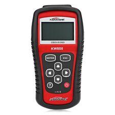 KONNWEI KW808 Car Scanner EOBD OBD2 OBDII Diagnostic Tool Live Code Reader