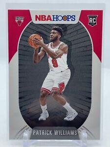 PATRICK WILLIAMS RC #228 - 2020-21 NBA HOOPS Basketball - ROOKIE Card