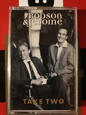 ROBSON & JEROME ~ TAKE TWO ~ CASSETTE ~ ALBUM T6376.