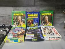More details for rare disk various championship manager 93 94 premier cricket commodore amiga