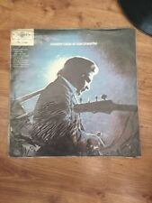 Rare Johnny Cash At San Quentin First Record FL1759 Chinese