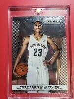 ANTHONY DAVIS 2013-14 Prizm Basketball  2nd Year Card #4 LAKERS STAR 🔥