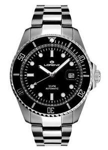 Orologio Uomo Lorenz Automatico in Acciaio Listino 419,00€ 026959AA
