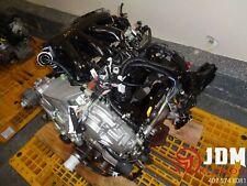 09 14 NISSAN MURANO 3.5L V6 ENGINE VQ35DE