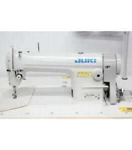 Juki DDL-8100e Straight/Lock Stitch Industrial Sewing Machine with Servo Motor