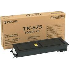 Original Kyocera tk-675 Toner pour km-2540 km-3040 Black 20000 pages A-Ware