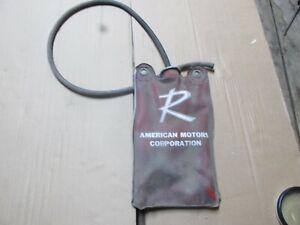 American Motors AMC Rambler Windshield Washer Bag Ambassador