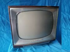 Mobile TV d'epoca MINERVA modificato con TELEVISORE a Tubo Catodico COLORI TVC