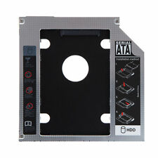 9.5mm 2nd HDD Hard Drive Caddy SATA for Apple Macbook Pro Optical bay KY