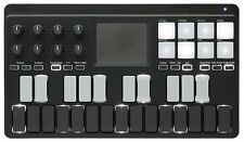 Korg nanoKEY Studio Mobile MIDI Controller Keyboard USB Wireless Bluetooth