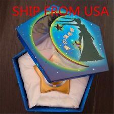 SHIP FROM USA-Sailor Moon Star Locket Moonlight Memory Starlit Sky Music Box