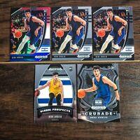 Deni Avdija 🔥 (5) Card Rookie Lot!  2020-21 Prizm Draft Picks, Red White & Blue