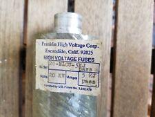 Franklin High Voltage Corporation Fuse Pn 20-Nlcu-5Kj, 20Kv, 5Kj amps