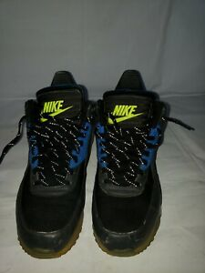 Nike Air Max 90 Sneakerboot Ice 684722-001 SIZE 10 Basketball Running Shoes