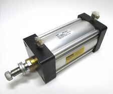 """New Parker 4MA Pneumatic Air Cylinder Actuator 3683128C91L 4"""" Bore 5 1/2"""" Stroke"""