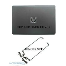 Replacement For HP 250 G6 Model 3168NGW LCD Back Cover Top Lid With Hinges Set