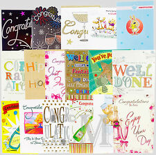 Congratulations / Well Done / Passed - Any Occasion Exams Graduation Cards