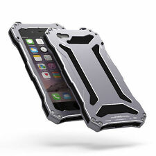 Metallic Water Resistant Cases, Covers & Skins for Apple Phones