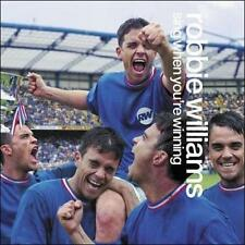 ROBBIE WILLIAMS - SING WHEN YOU'RE WINNING NEW CD