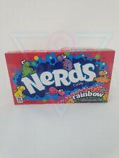 Rainbow NERDS Theatre Box 5oz American Candy USA sweets
