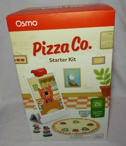 Osmo Pizza Co. Starter Kit for iPad 2020 - Ages 5-12 Communication Skills & Math